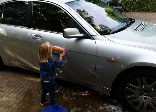Hilfe beim waschen
