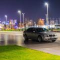 E65 einsam in der Nacht II