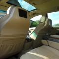 Fond Entertainment System in einem BMW E65