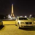 BMW E65 in Paris