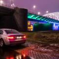 E65 vor DER Brücke von Arnheim!